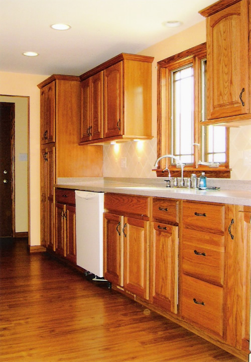 Kitchen remodeling portfolio buffalo cheektowaga western for Kitchen home improvement