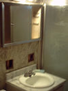 Bathroom prior to remodeling project!